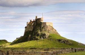 LindisfarneCastleHolyIsland